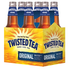 Twisted Tea Hard Iced Tea 6 Pack
