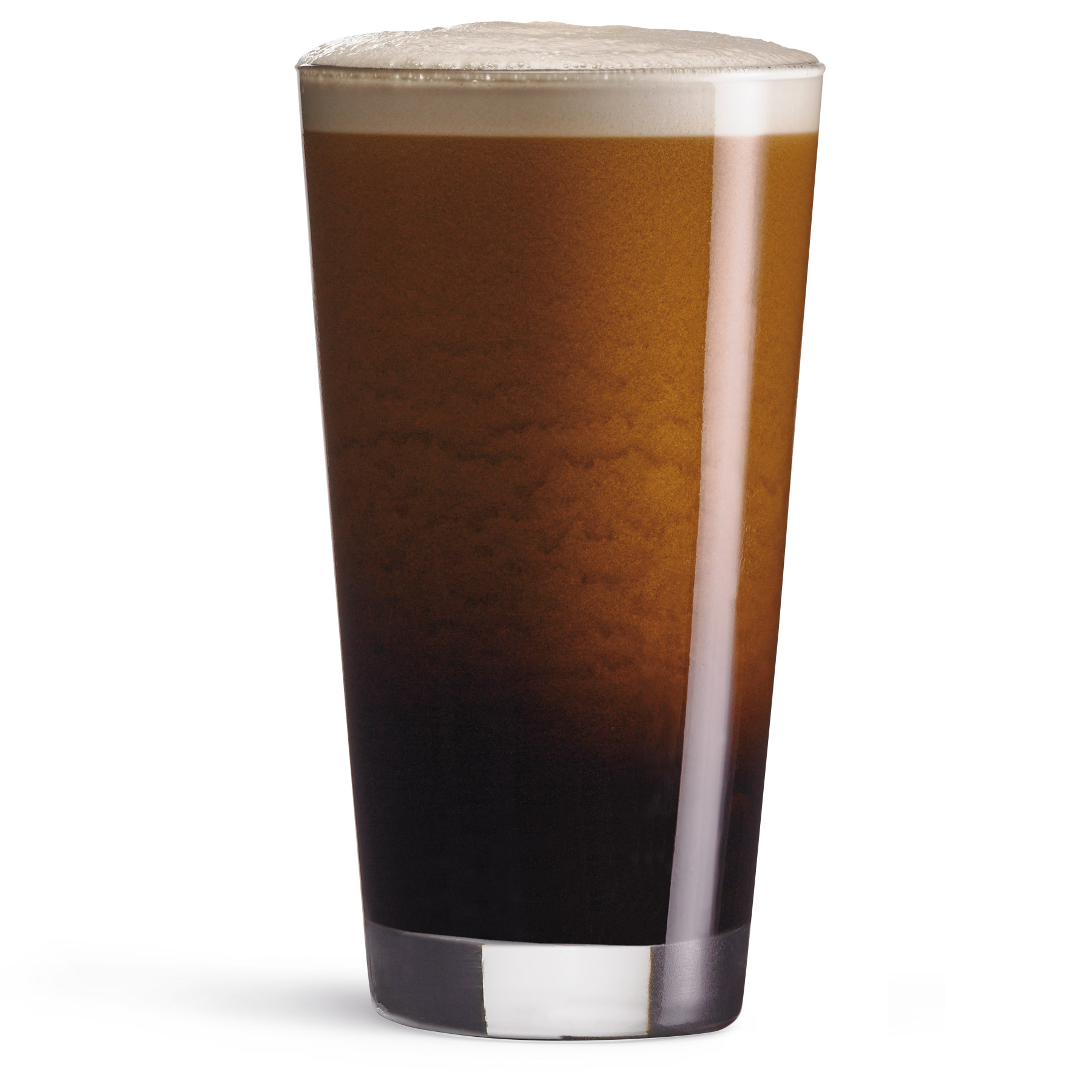 7-Eleven Nitro Cold Brew Coffee is infused with nitrogen gas which produces a rich and silky taste with a creamy head.