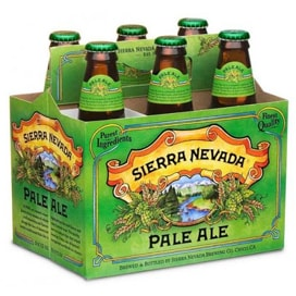 Sierra Nevada 6 Pack