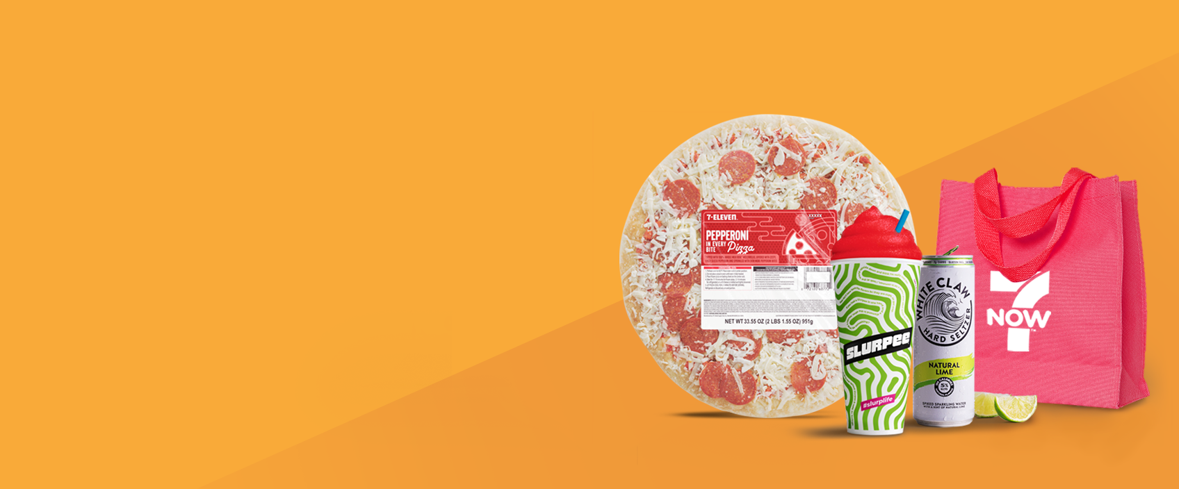 7NOW-delivery-orange-background-pizza-slurpee-white-claw-v2.png