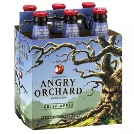 Angry Orchard Hard Cider 6 Pack