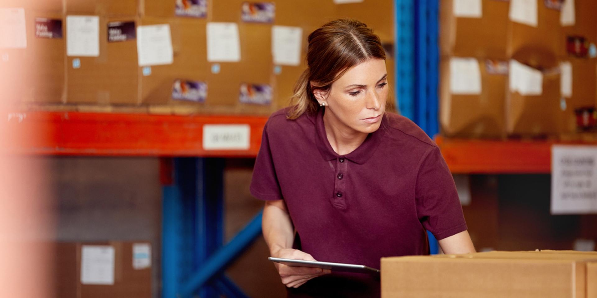 Domaine expertise Logistique - Agence placement et recrutement