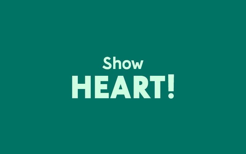 Show Heart - nos valeurs chez Academic Work