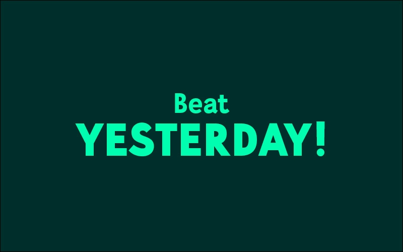 Beat Yesterday - nos valeurs chez Academic Work