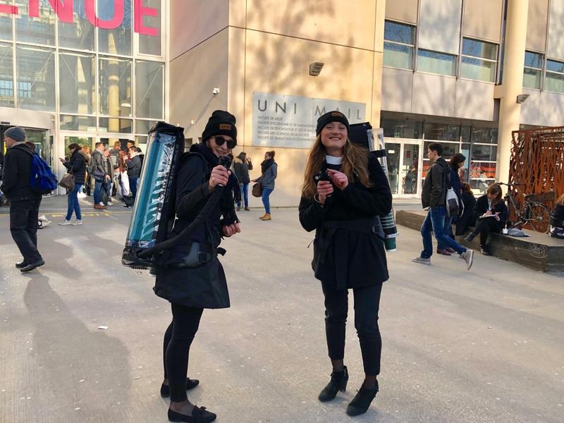 Distribution de café sur les campus - Academic Work