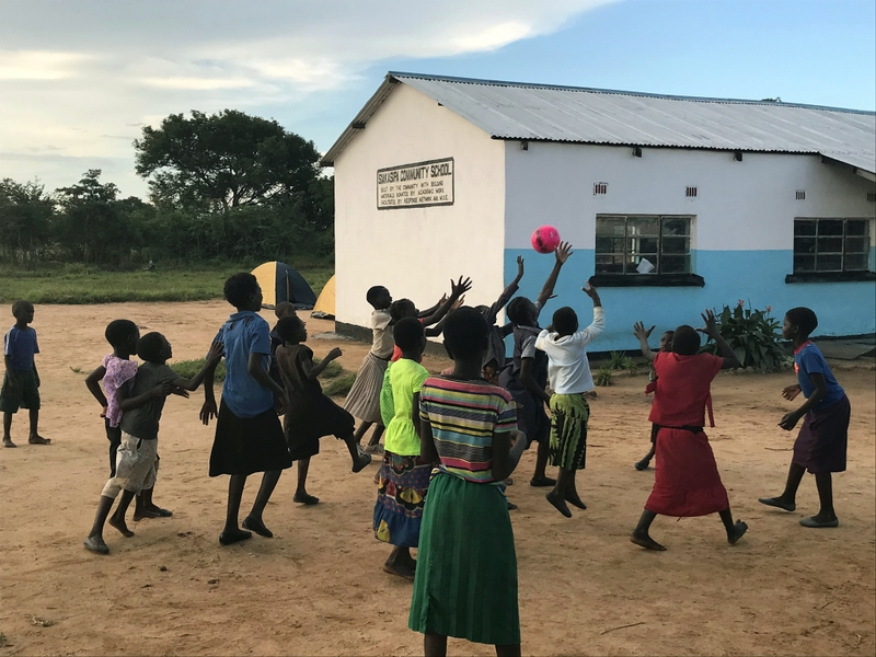 Notre engagement en Zambie