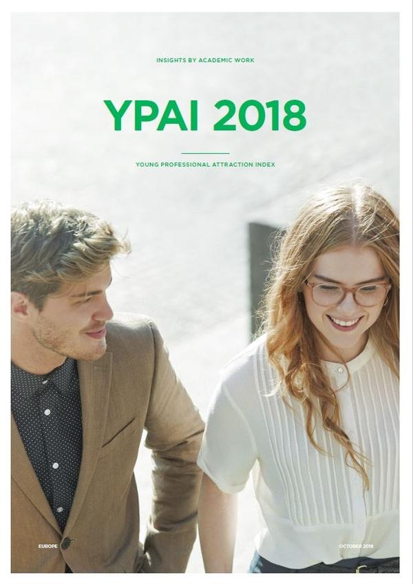 Couverture du YPAI Europe