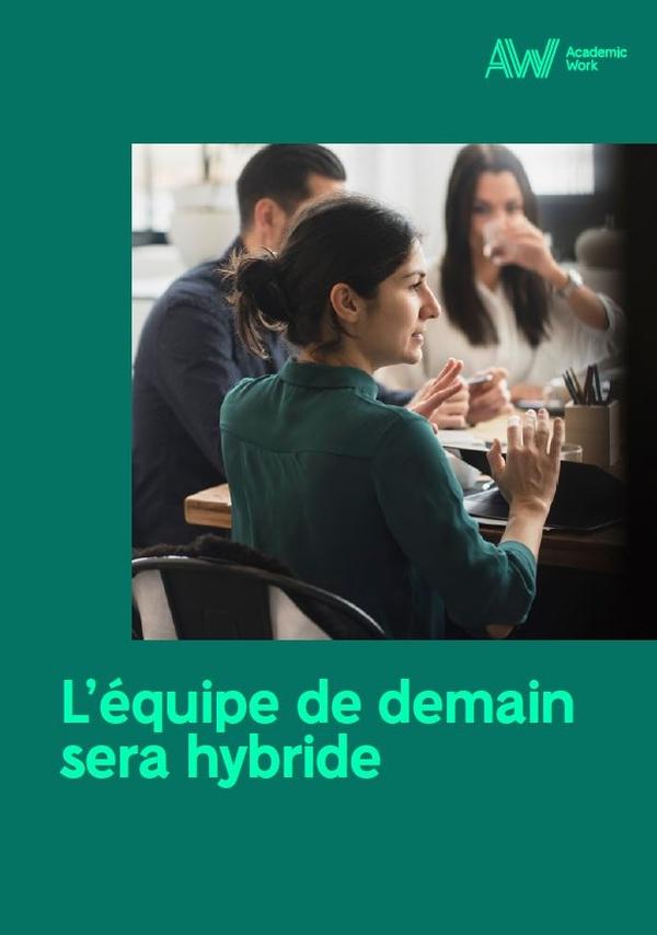 Couverture du livre blanc hybride
