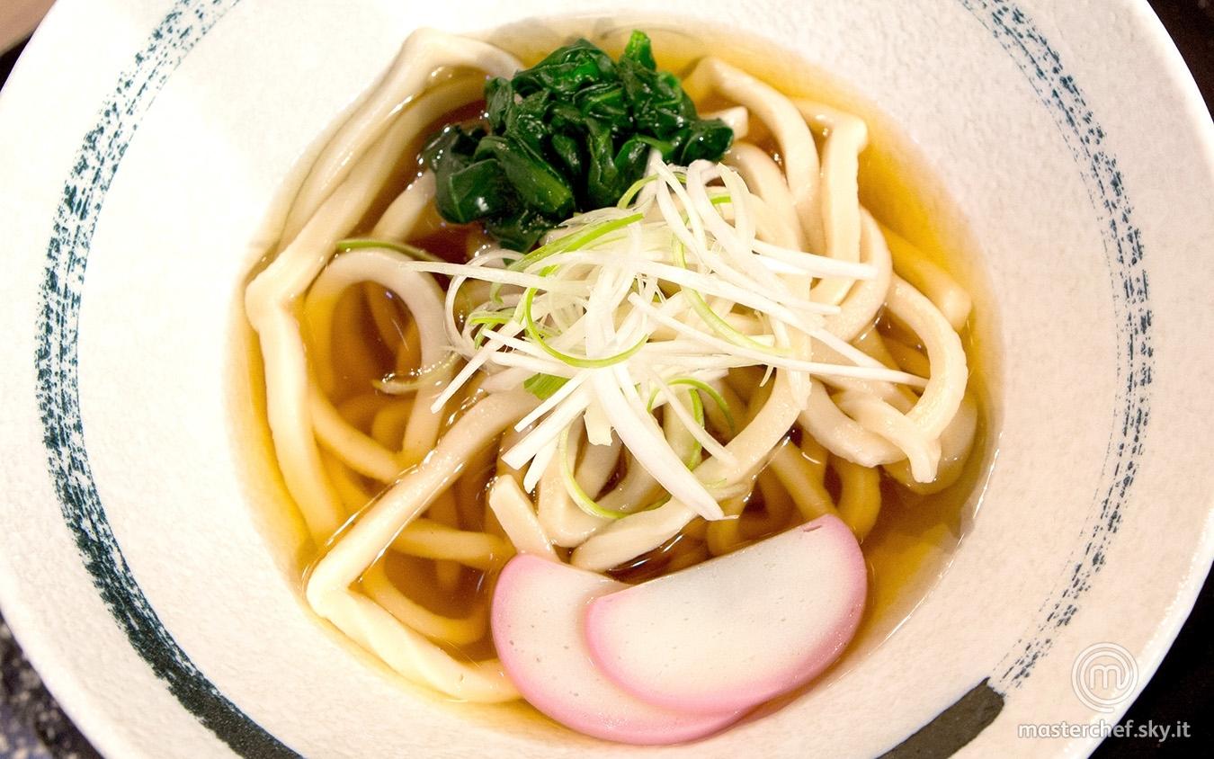Tempura udon noodle soup di Loredana