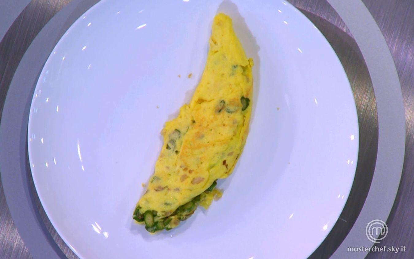 L'omelette che ti struzzica