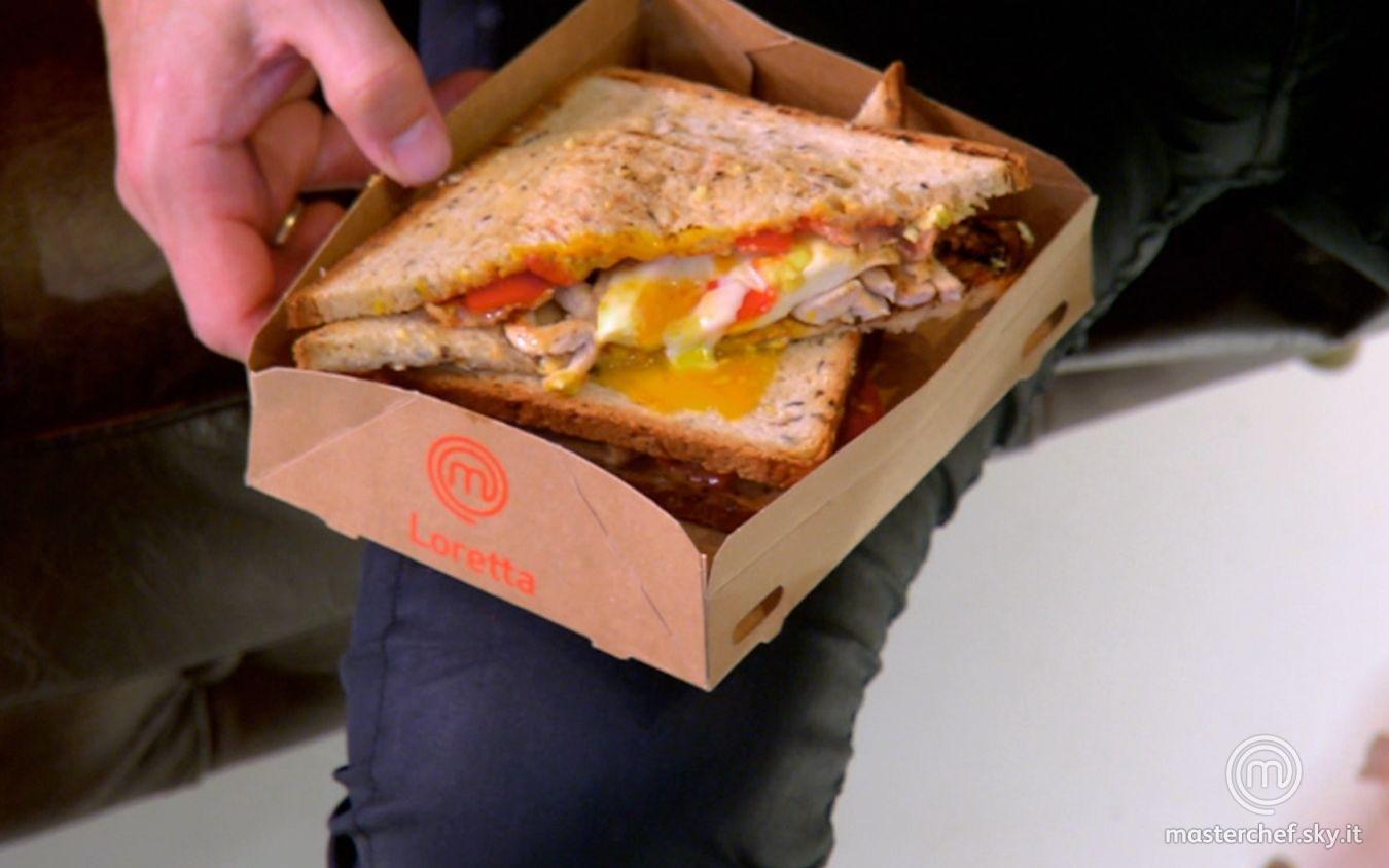 Club sandwich di Loretta