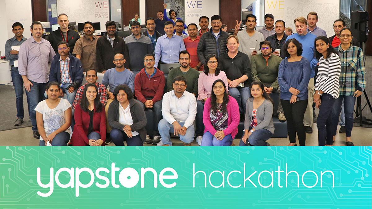 The Yapstone Hackathon Team
