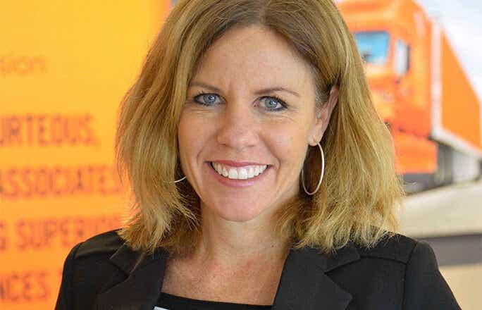 Erin Van Zeeland receives inaugural women in supply chain award