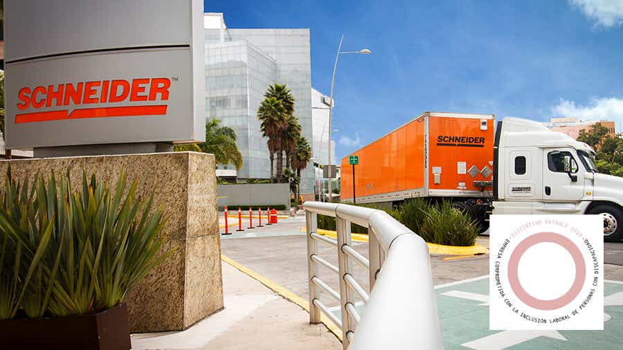 Schneider honored for strengthening inclusion for people with disabilities in Mexico