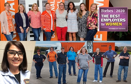Schneider named a best employer for women by Forbes