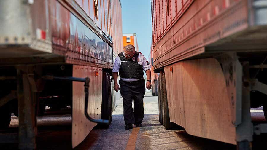 Schneider achieved a zero-theft status for cargo in 2020.