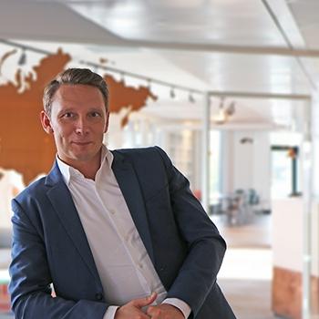 Mads Wildhagen, Head of Marketing, Academic Work