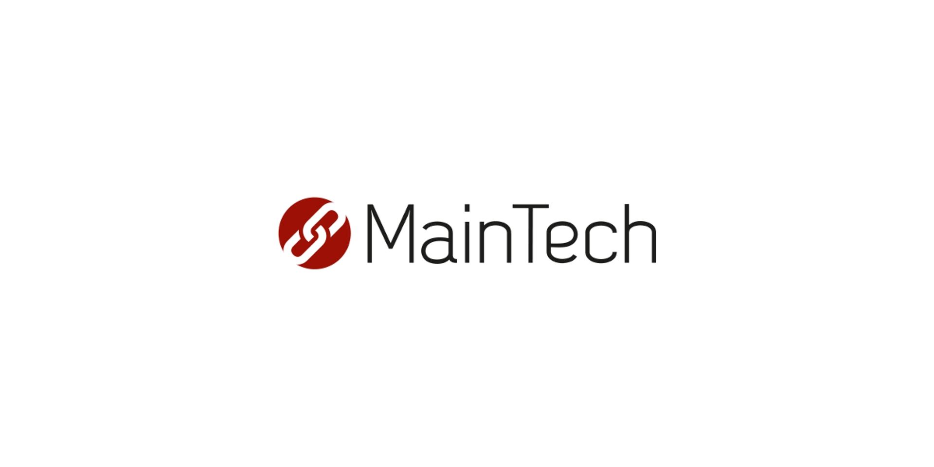 Maintech logo