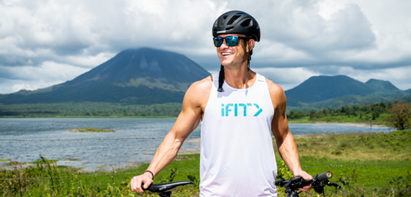 iFIT Costa Rica Beginner cycling workout series