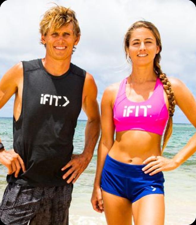 iFIT Mind Hawaii Walking & Meditation Series