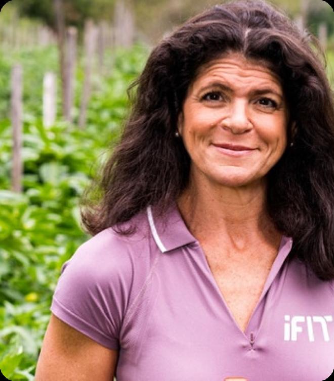 iFIT Nutritional Psychiatry walking workout series
