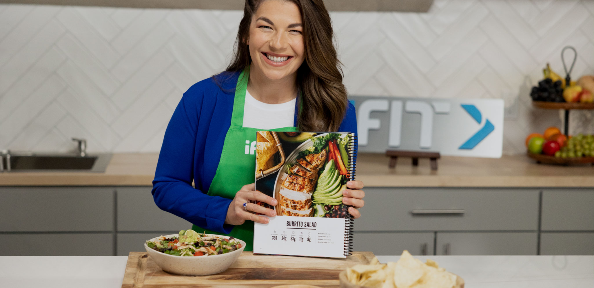iFIT cooking class