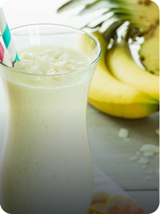 Tropical Protein Shake