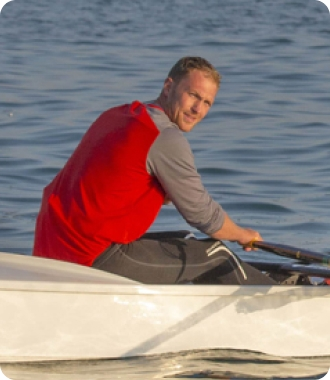 iFIT English Channel Endurance rowing workout series