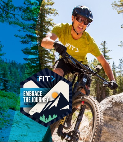iFIT Embrace The Journey Challenge