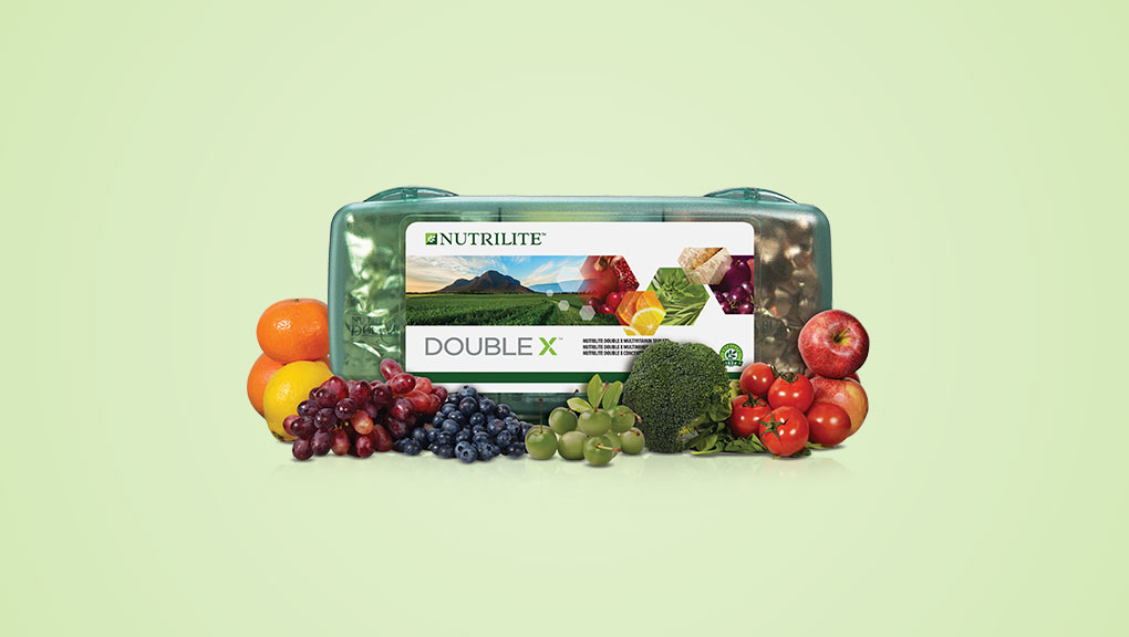 NUTRILITE DOUBLE X | Bodykey™ Malaysia