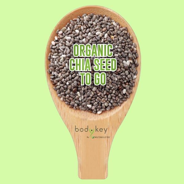 Organic Chia Seed To Go