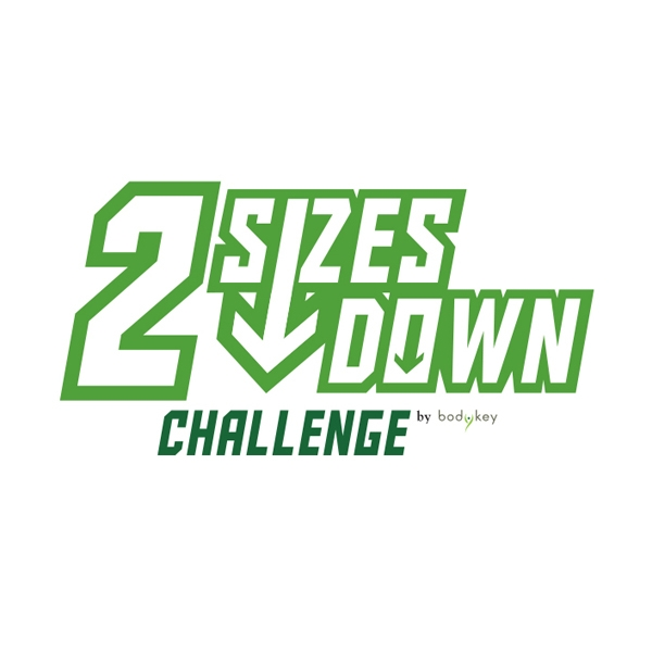 2 Sizes Down Challenge Result