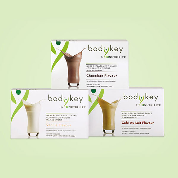 BodyKey by NUTRILITE 营养代餐饮料