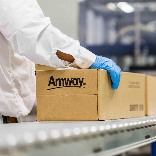 Where to buy : Amway Shops