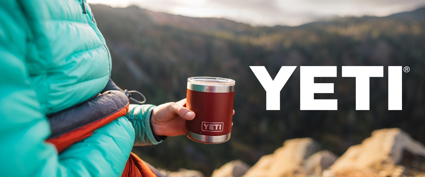 YETI - High quality Coolers, Gear and Drinkware | Bob's Stores