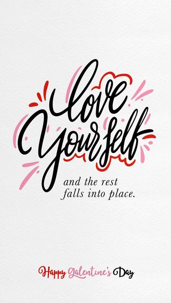 Love Yourself II