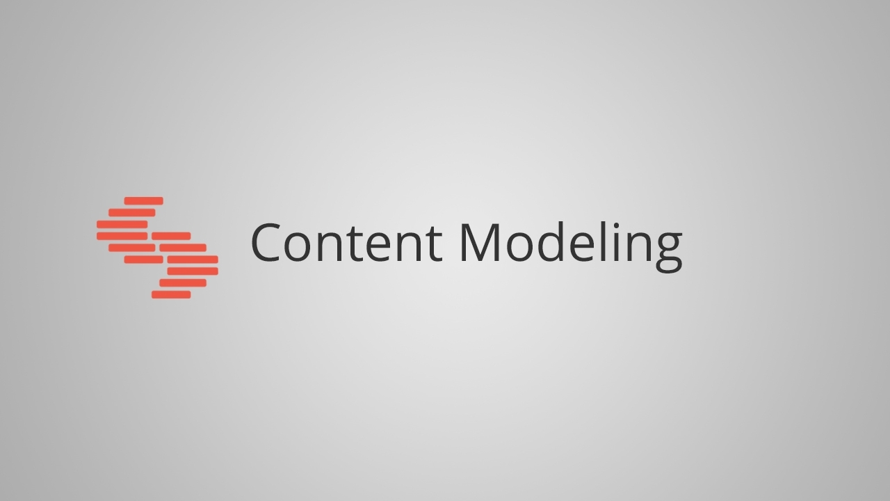 content modeling with Contentstack
