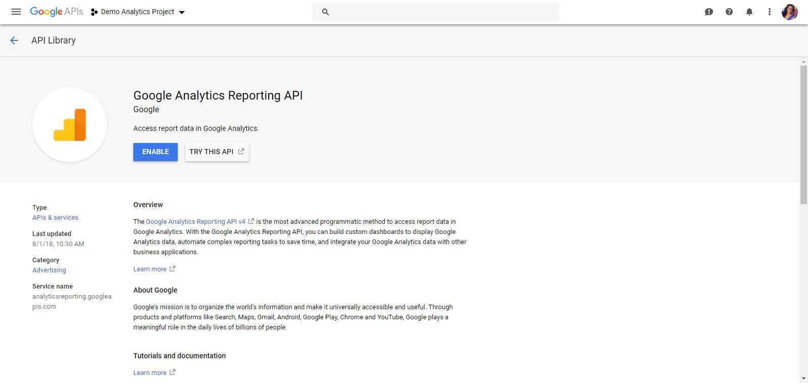Enable GA Reporting API.png
