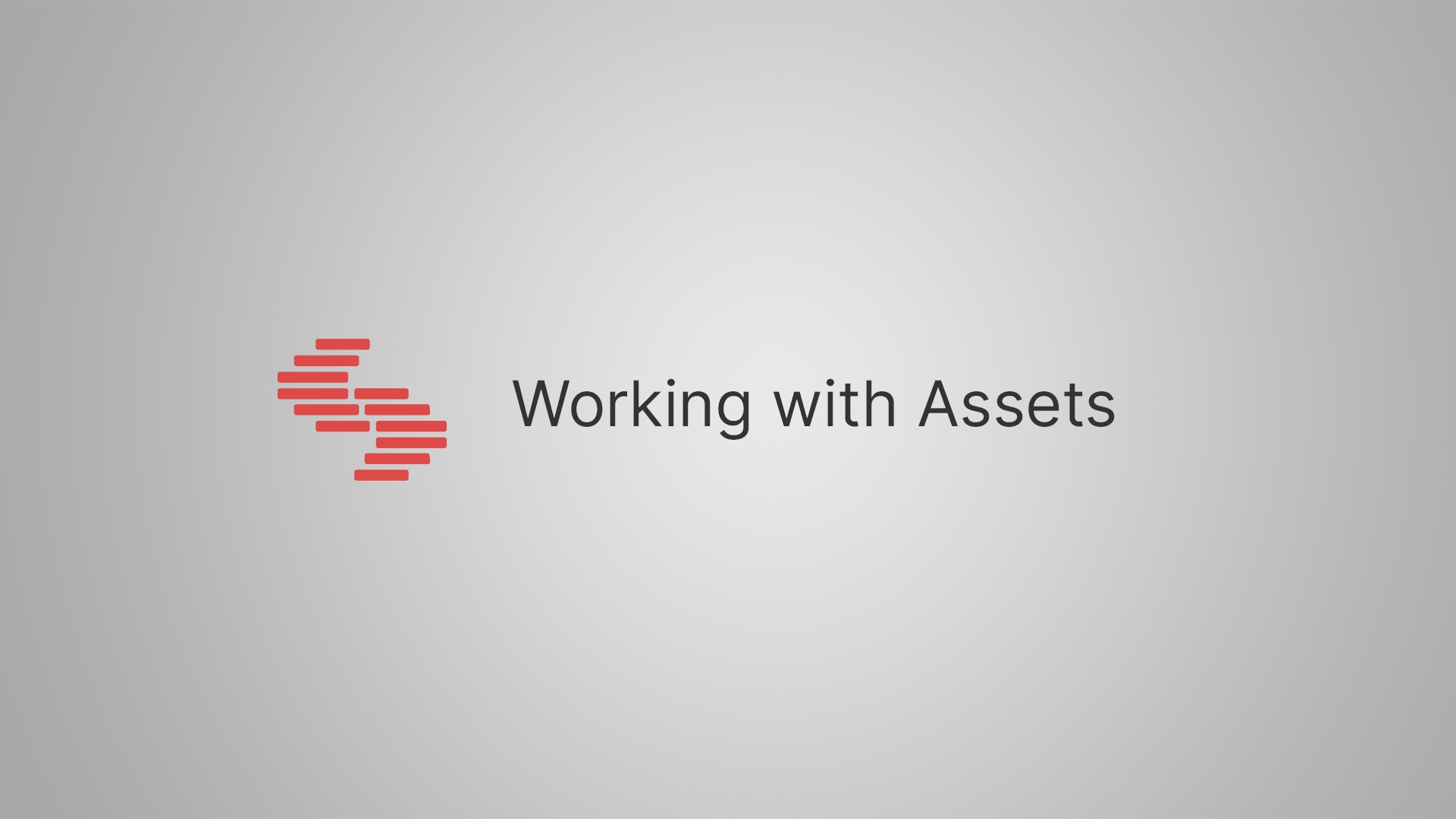 About Assets