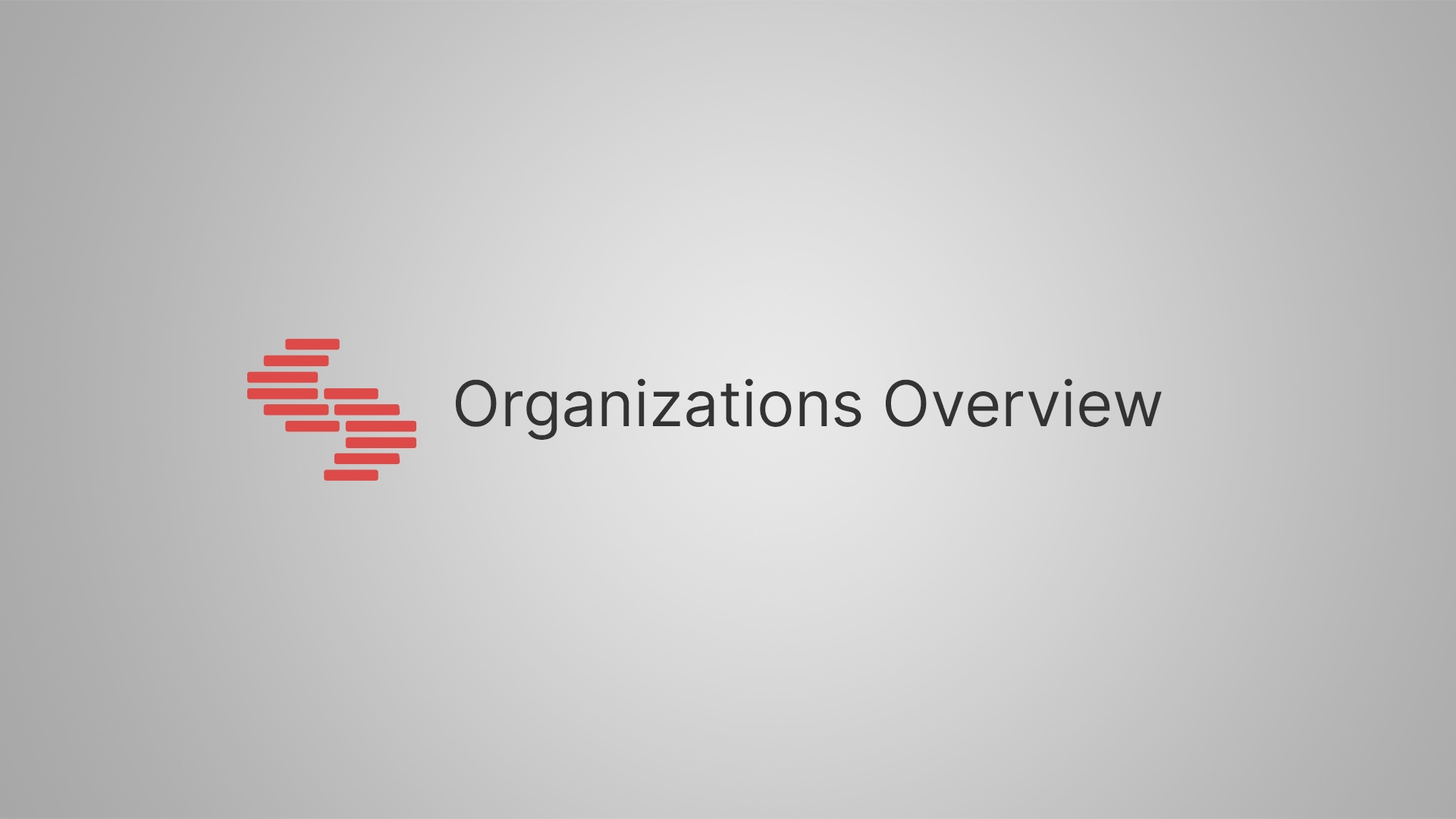 About Organizations