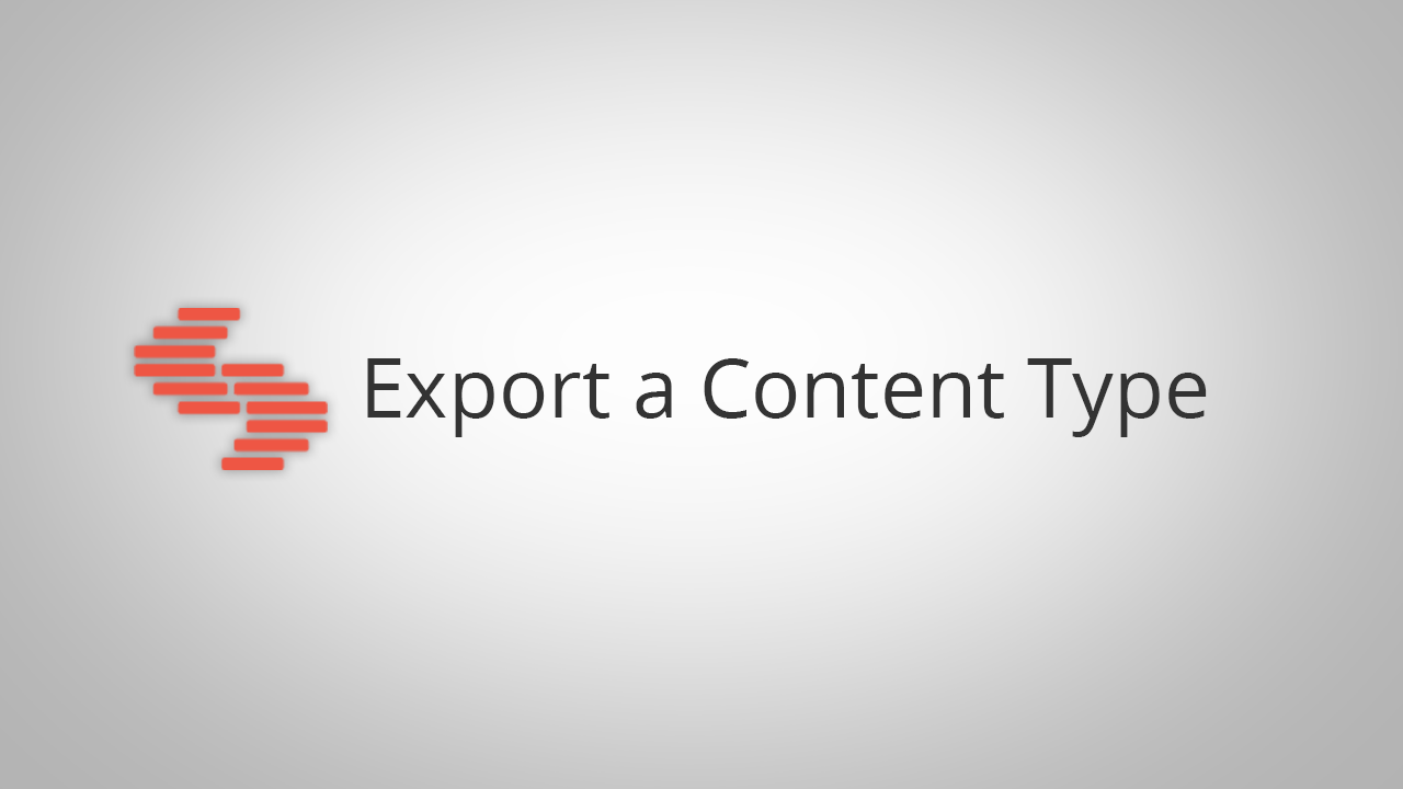 Export a Content Type.png