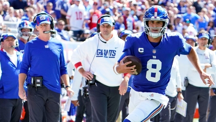 Giants vs. Panthers Week 7 pick and prediction