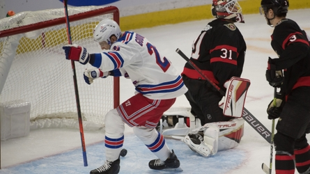 Barclay Goodrow caps off Rangers' 'pretty gritty road win' with game-winning goal