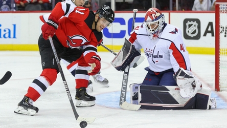 Scott Wedgewood's 23 saves not enough as Devils fall to Capitals 4-1
