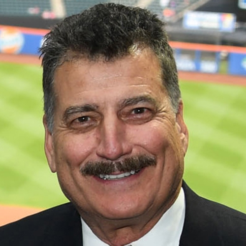 "Keith Hernandez joined SNY in 2006 and is the network's Mets game analyst - working over 100 telecasts each season. Hernandez also contributes to SNY's Mets pre- and post-game shows and to SNY.tv. Prior to joining SNY, Hernandez served as a Mets game analyst for MSG Networks. In addition to his role on Mets telecasts at MSG, Hernandez also served as a baseball analyst for the network's Major League Baseball post-season playoff coverage, including the Subway World Series between the Yankees and Mets. Hernandez has won three Emmy Awards for best ""Sports Analyst"" for his work on SNY in 2009, 2012, and 2015.  Hernandez's Major League Baseball career began in 1974 with the St. Louis Cardinals where he quickly rose to the upper echelon in the League. In 1979, his .344 batting average led the majors and he shared National League MVP honors with Willie Stargell. He joined the New York Mets in 1983 and was instrumental in turning the team around, becoming a cornerstone of the 1986 World Series Championship squad. In addition to being named the first captain in Mets history, Hernandez earned a record 11 consecutive Gold Glove awards from 1978-1988 as a first baseman, batted over .300 in six different seasons, and finished with a lifetime .296 batting average and a career on-base percentage of .384. His career spanned 17 seasons, ending in 1990 with the Cleveland Indians.  Hernandez was recently inducted into both the Rawlings Gold Glove Hall of Fame and the New York State Baseball Hall of Fame.  Hernandez was born in San Francisco, Calif. Hernandez splits time between homes in Sag Harbor and Florida."