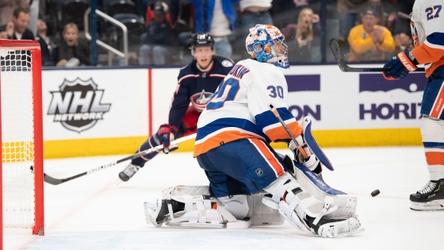 Islanders blank Coyotes 3-0 behind Ilya Sorokin's 26-save shutout