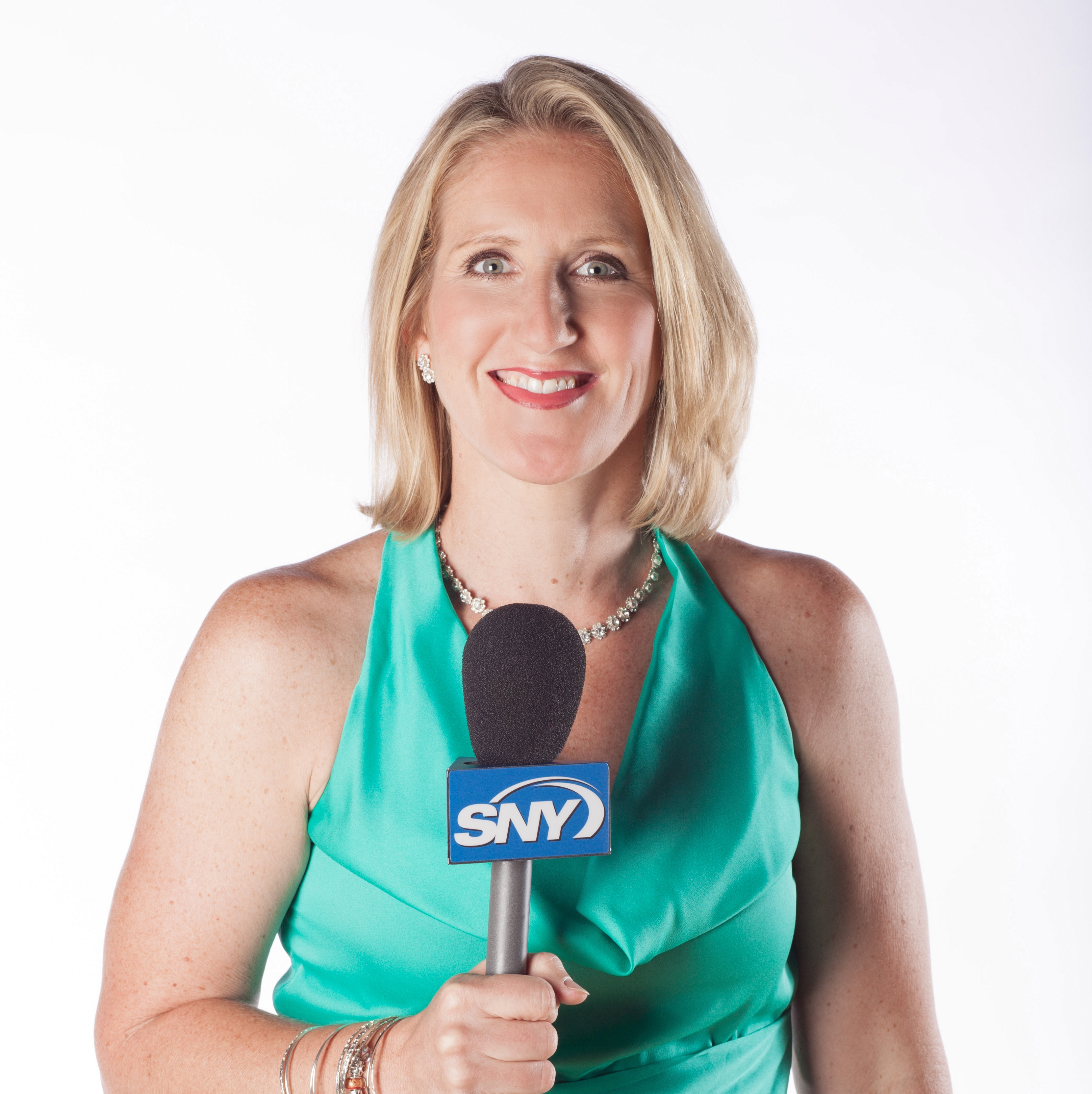 "Meghan Culmo is SNY's color analyst for the eleven-time national champion UConn women's basketball program. She has served in this role since 2012.  Prior to joining SNY, Meghan Culmo has been a color analyst on radio and television all over the country for more than a decade. She has appeared on Connecticut Public Television, ESPN, MSG and Lifetime Television, among others. While at CPTV, she hosted ""The Geno Auriemma Show"", which she has done for the past 15 years.  Meg's playing career featured several historic milestones, including the first ever BIG EAST Regular Season and Tournament Championships. She was a 1,000-point scorer and All BIG EAST performer -- as well as Captain her senior year. Meg earned Most Outstanding Player at the 1991 BIG EAST Championships as the Huskies claimed the title. Her resume also includes being a member of the coaching staff that helped guide the Huskies to their very first NCAA National Championship."
