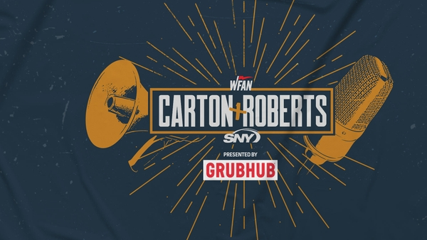 WFAN's Carton & Roberts on SNY