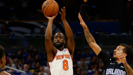 Knicks takeaways from Friday's 121-96 win over Magic, including franchise-record 24 three-pointers
