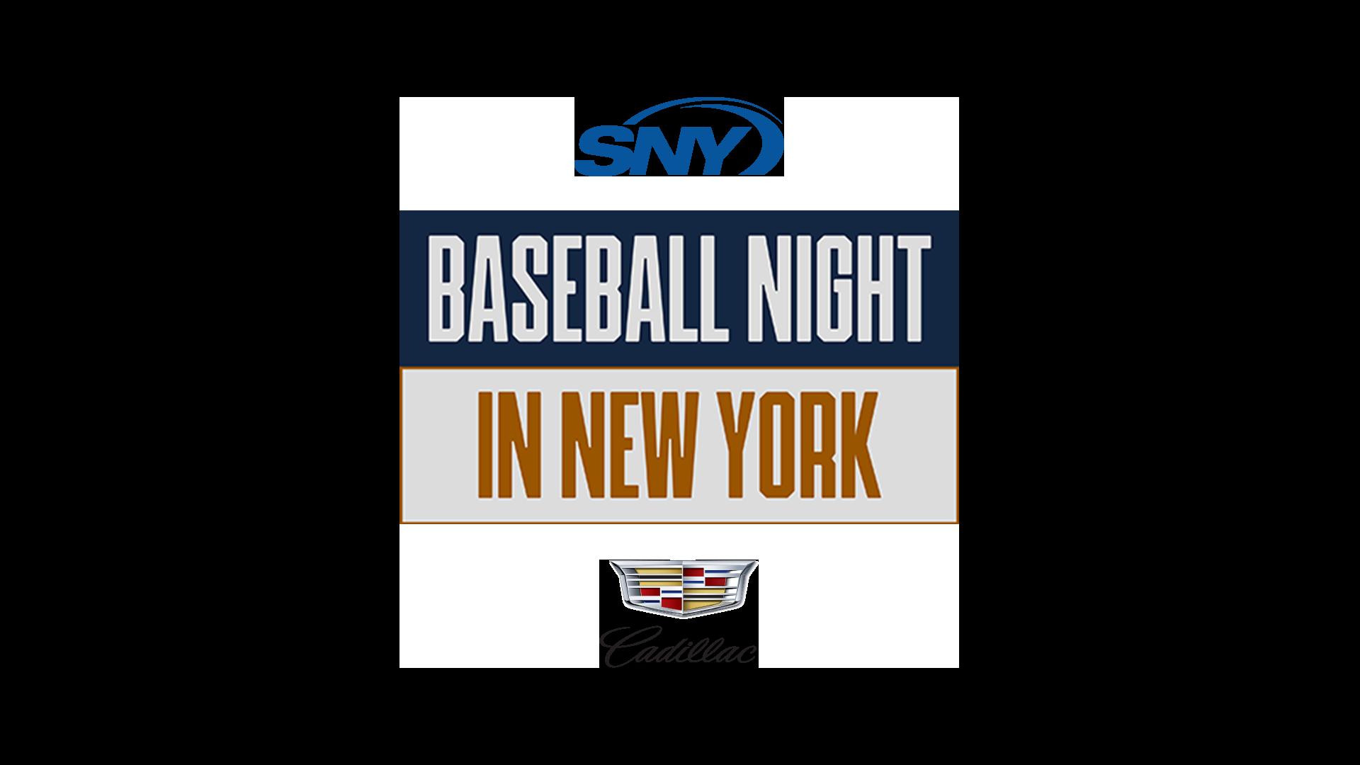 Baseball Night in NY